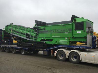 2F XL mater transport