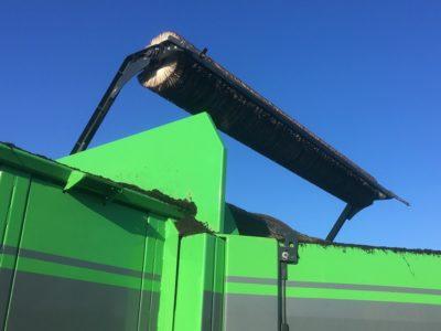 Hydraulisk loftbar rengjoringsborste