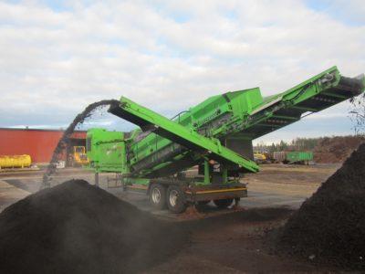 Kompost 0-10 produksjon